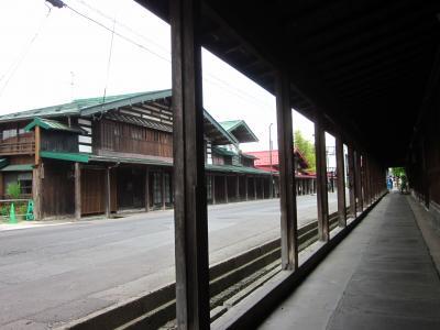 津軽・黒石 雪国の温かさが残る美しの中町こみせ通りをぶらぶら歩き旅ー4