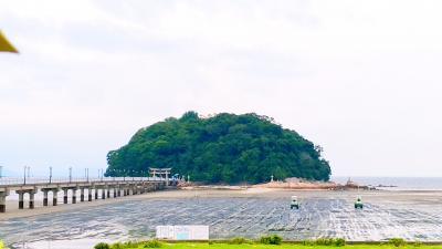 名古屋から日帰り!西尾でうなぎ&初めての竹島を満喫
