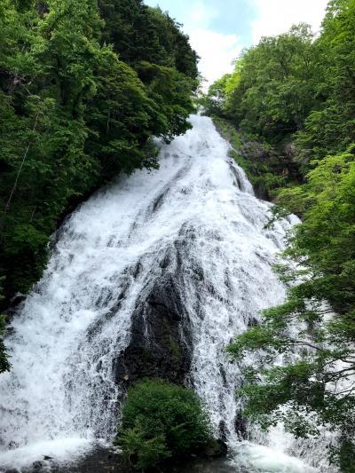 まだ見ぬ自然を探しに【奥日光&尾瀬】に行ってきた・・・ ①「奥日光の2つの滝を観光」