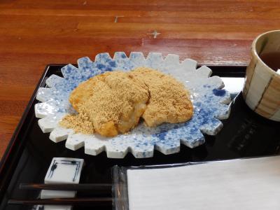 金沢◆ 和カフェ『クラフトギャラリー波』◆2019/07/04