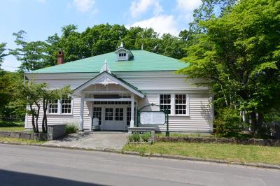 二度目の北海道。 エドウィン・ダン記念館、北大祭 レーモンド作のミカエル教会