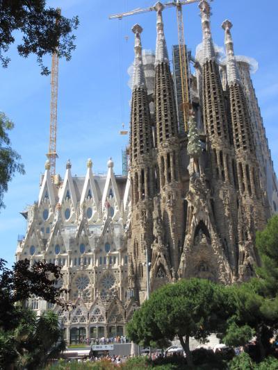初めてのスペイン・アンダルシア旅行ー(3/3)バルセロナと小説「オリジン」