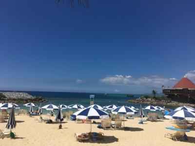 沖縄4日目☆ホテルでお仕事体験