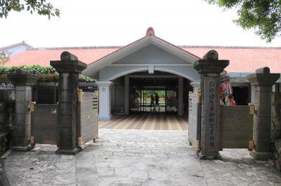 沖縄本島南部戦跡 ひめゆり平和祈念館 富盛の石彫大獅子 白梅学徒看護隊の壕