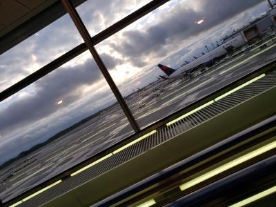 2019/6 成田→ホノルル 大韓航空ビジネスクラス搭乗記 KE001
