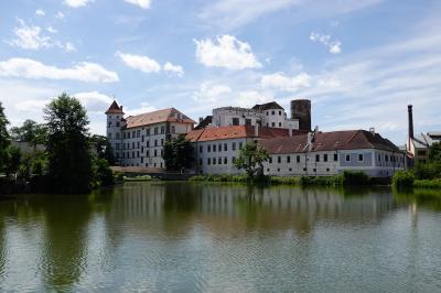 チェコ旅行ー11:C・ブディェヴィツェと周辺の街(タボールとJフラデツ)