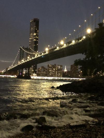 ニューヨークふたたび