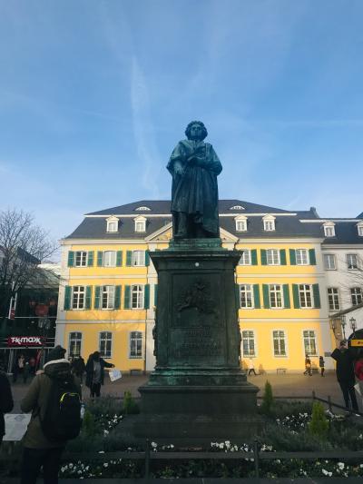 2018年~2019年 ドイツ冬の旅② ボン ベートーヴェン・ハウス