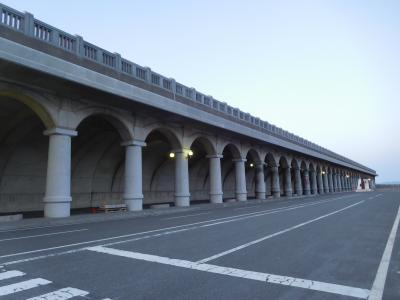 公共交通機関で巡る道北 2日目 北防波堤ドーム