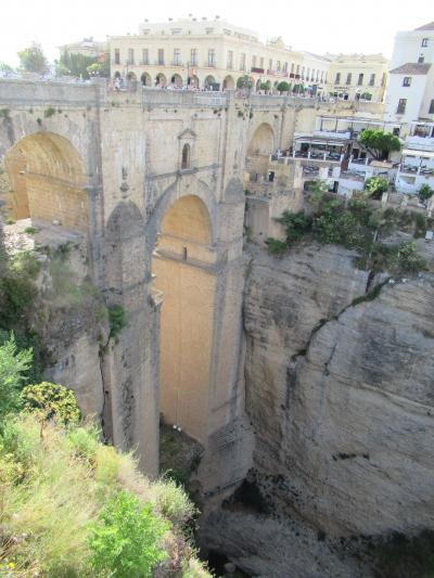 5月のスペイン、1ヵ月のドライブ旅行③アンダルシアの白い村・ロンダほか3村