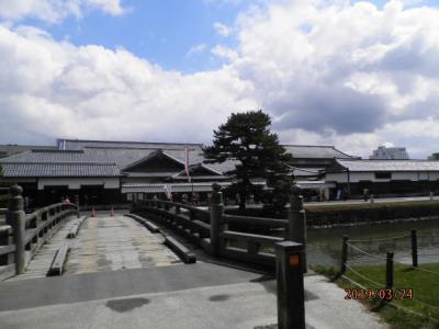 城下町松江と宍道湖