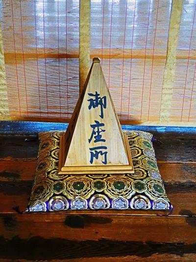 信州令和20 松本城g 内観(天守4/3階→月見櫓)☆御座所は権威を見せて