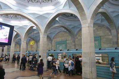 ウズベキスタン旅行(タシケント)