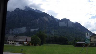 オーストリア チロルハイキング&街歩き No2 ウンテンスベルグ山