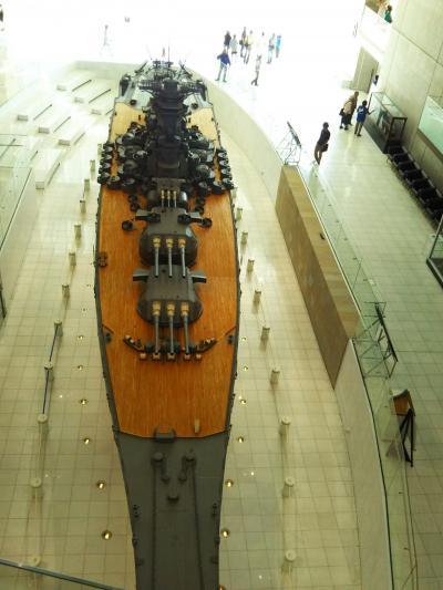大和に会いに 、    大切な事を胸に刻み忘れない為に 。   潜水艦に興奮