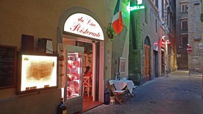 フィレンツェのレストラン「Da Lino」再訪