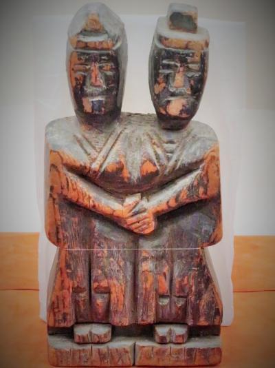 信州令和23 松本市立博物館b  松本歳時記・伝統工芸品 ☆松本城-保存ものがたり-上映