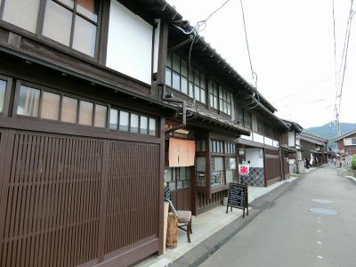 2019年 6月 福井県 小浜市 小浜西組重要伝統的建造物群保存地区