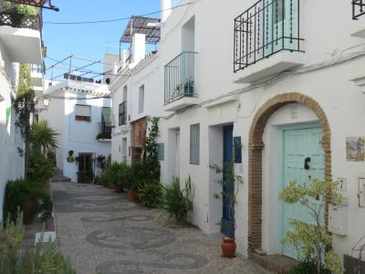 5月のスペイン、1ヵ月のドライブ旅行④アンダルシアの白い村3村とグラナダ編