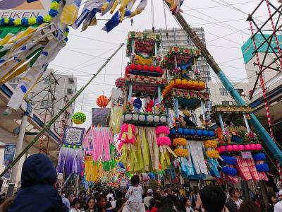 令和元年 平塚七夕祭り
