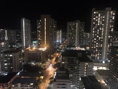 1年ぶりのハワイ旅行は叔母との2人旅【1日目】