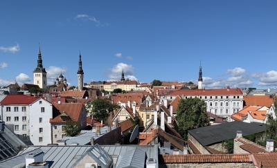 フィンランド~スウェーデン~エストニアの旅 1