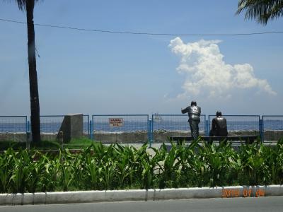 フィリピン マニラ 弾丸旅