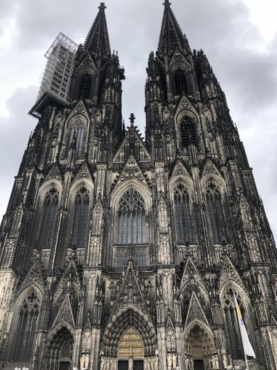 『フォトジェニックな南ドイツ(3)』ケルン大聖堂を見て帰国