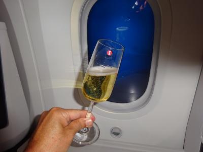 シャンパンな旅,C&WクラスでKLIA・2,5回目のクアラルンプール&沖縄,JGC修行・終章