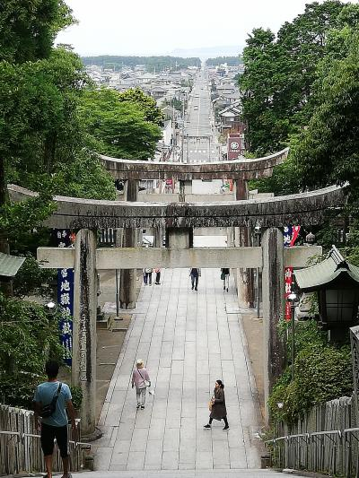 宮地嶽神社と古墳と宗像大社