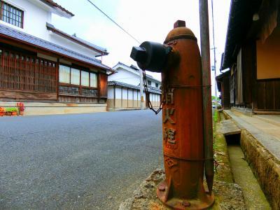 2019年 6月 京都府 与謝野町 重要伝統的建造物群保存地区 与謝野町加悦 ちりめん街道