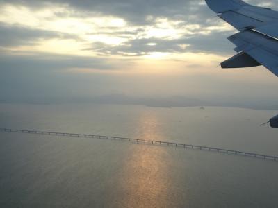 ちょこっとマカオ(世界一の海上大橋を渡って、路線バスで巡るマカオ)