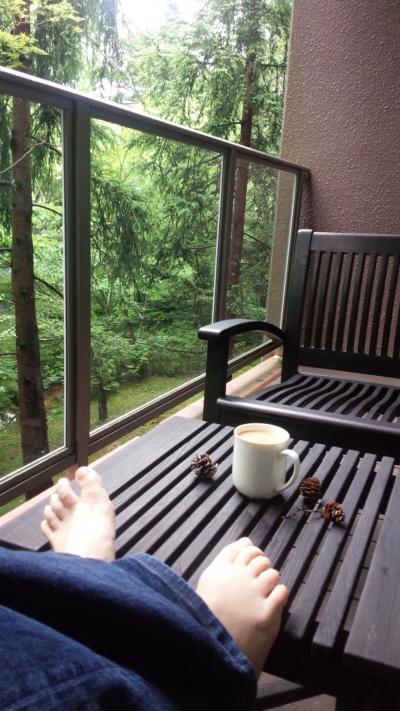 軽井沢一人旅。のんびりーするぞ。2日目