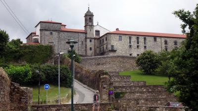 避暑の旅、スペイン・ガリシア地方周遊 (6) サンティアゴ・デ・コンポステーラ 2