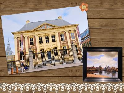 水辺の美しい景色を求めてオランダ&ベルギーへ <9> フェルメールの作品を観にデン・ハーグへ♪