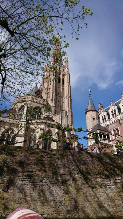シニア&子連れ オランダ・ベルギー 個人旅行 8日目 ブルージュ&ブリュッセル