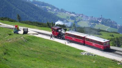 オーストリア  チロルハイキング&街歩き  No3 シャーフベルグ山