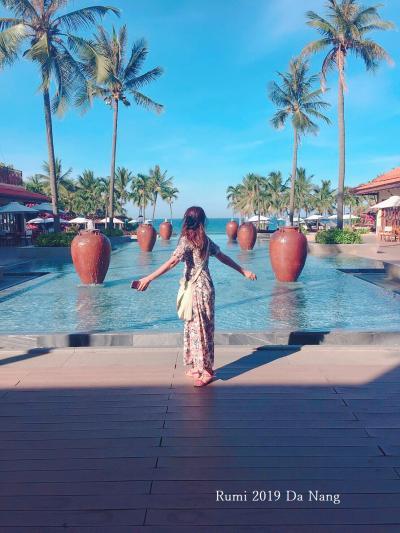 ダナンで優雅にリゾートしたい♪超大人女子2人旅④プルマンダナンビーチリゾート最終日~仁川~帰国まで