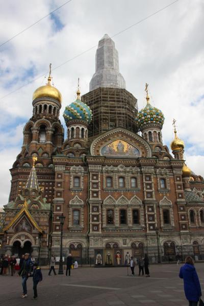 コスタ・マジカで行くバルト海クルーズ8日間(3)~サンクトペテルブルク1日目~スリにやられる