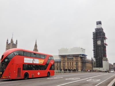 初ひとり旅 @ロンドン! ⑦ビッグベン&ウェストミンスター寺院ショップ(4日目 Part2)