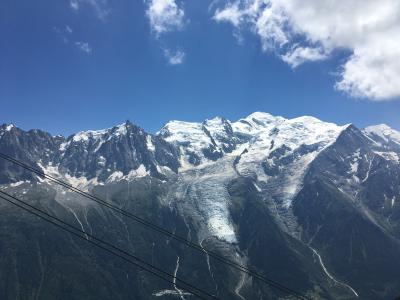 2018年7月 ツールドモンブラン(8日目 アルジャンティエール~フレジェール)