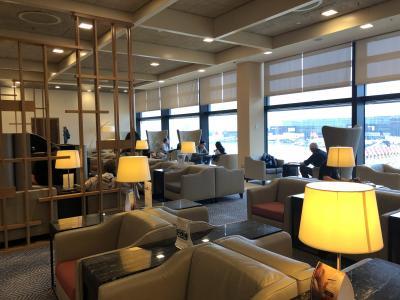 ヒースロー空港、お気に入りの2つのラウンジ2019!と!ロンドンココイチ行って来た!