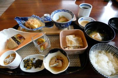 GWのエクシブ山中湖1泊 日本料理 花木鳥の朝食