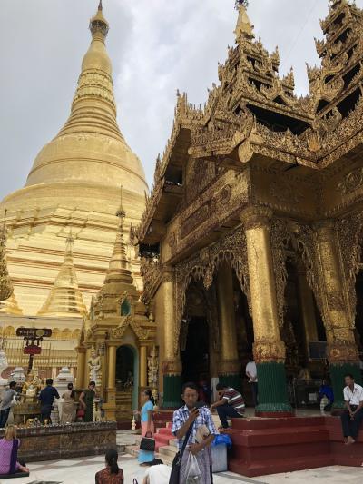 ヤンゴン2泊3日の旅1