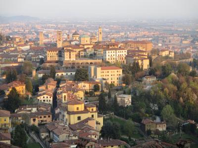 2019年 ウンブリア、トスカーナの小さな街と北イタリア ⑭ベルガモ 二日目