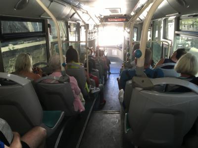 マルタ島で市バスをフル活用!