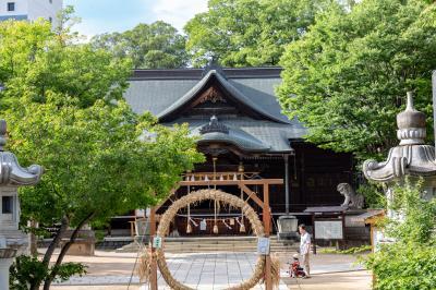 松本/浅間ぐるり旅【2】~かえるの町 なわて通りのある~松本城下町