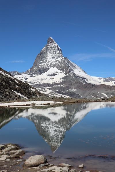 スイス 花と絶景の旅 ⑤ゴルナーグラートからフーリまでハイキング