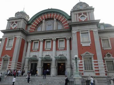 大阪ライブ遠征旅~2019年7月・大阪市中央公会堂