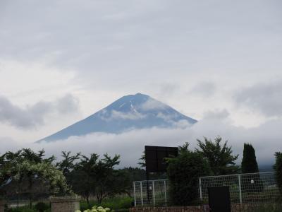 富士山はちょっぴり見えた♪ラベンダーに癒される女子旅 1泊2日 ①